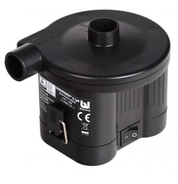 Bestway Elektromos pumpa (4x LR20/D elem) 62038