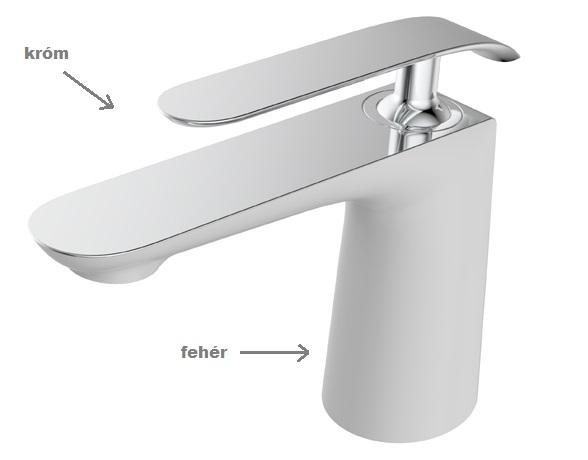 Wellis Rundo Mixer mosdóra szerelhető csaptelep