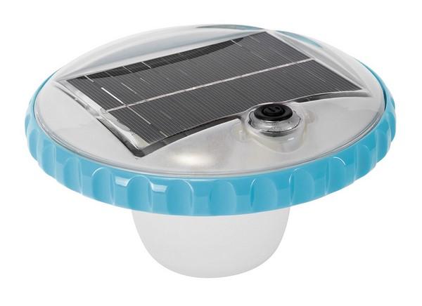 Intex vízen úszó napelemes ledes medence világítás 28695