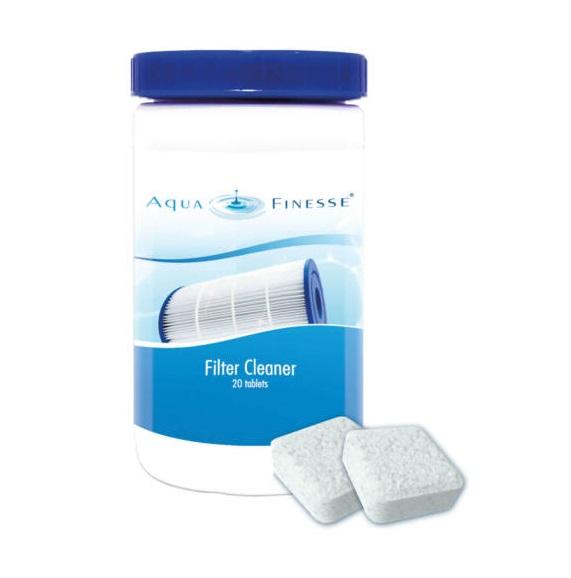 AquaFinesse Filter Cleaner szűrőbetét tisztítószer