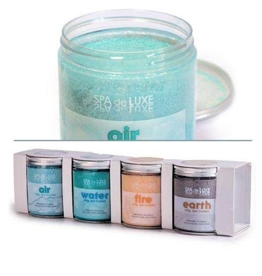 AquaFinesse SPA de Luxe illataroma készlet
