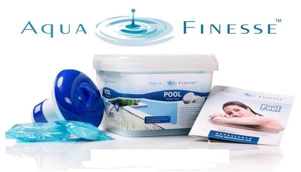 AquaFinesse Pool Puck környezetbarát uszoda biofilmmentesítő szer