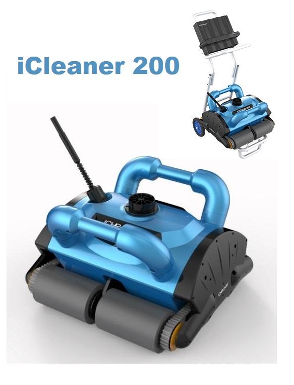 iCleaner 200 robot medence porszívó UPM-IC220