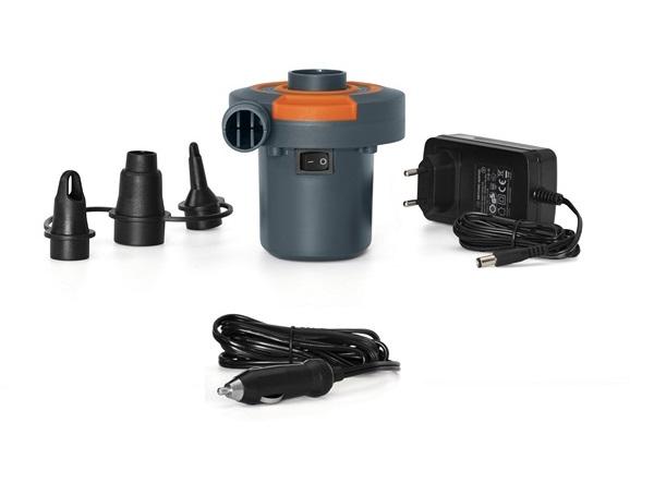 Bestway Elektromos pumpa AC 230V-autós DC 12V 62076