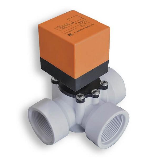 Pontaqua elektromos 3-utu váltószelep VSZ 300