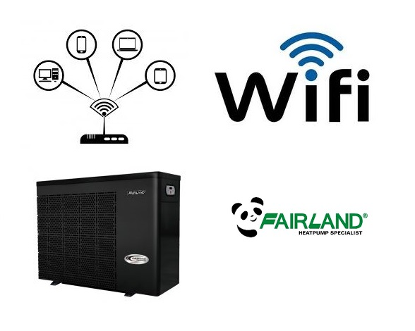Fairland Wifi modul full inverteres hőszivattyúkhoz AS-062999
