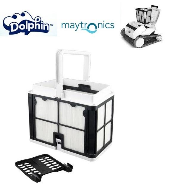 Dolphin robot porszívóhoz ultra finom szűrőkosár (E10, E20, S50, S100) 9991460