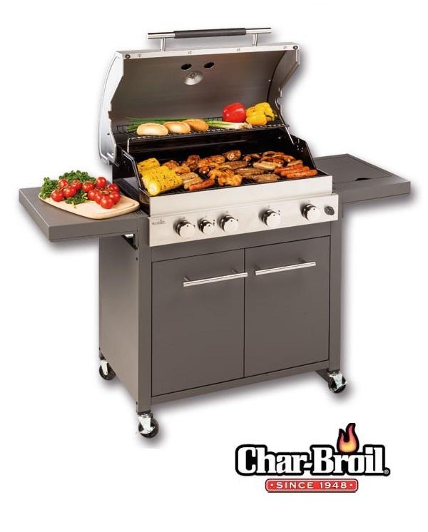 Char-Broil Royal gáz grillsütő