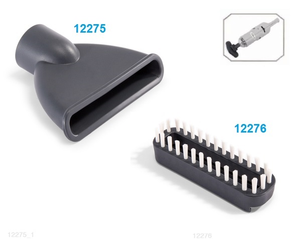 Intex akkus porszívó alkatrész - porszívó fej és kefe 12275+12276