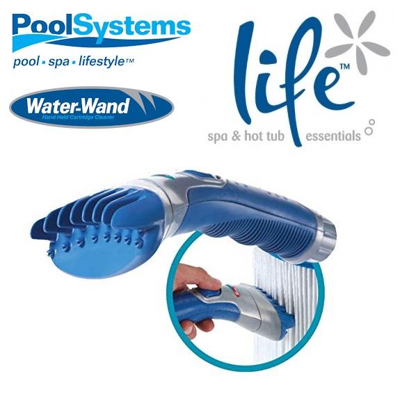 Water-Wand jakuzzi szűrőbetét tisztítófej WE00071