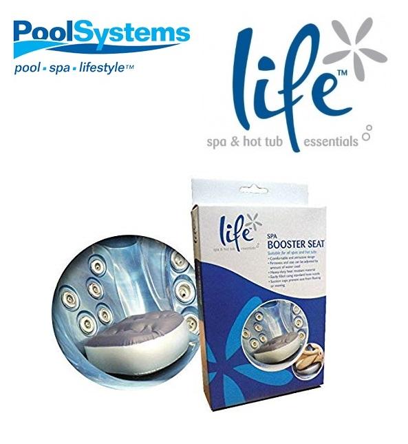 PoolSystems fejfújható ülőpárna jakuzzihoz WE00070
