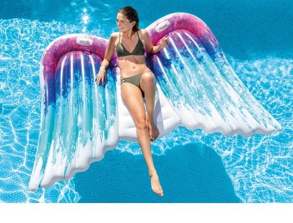 Intex angyalszárnyas matrac 251x160cm ANGEL WINGS 58786