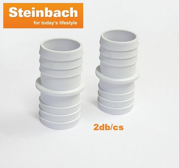 Gégecső toldó 38mm/38mm 2db/cs Steinbach 060033