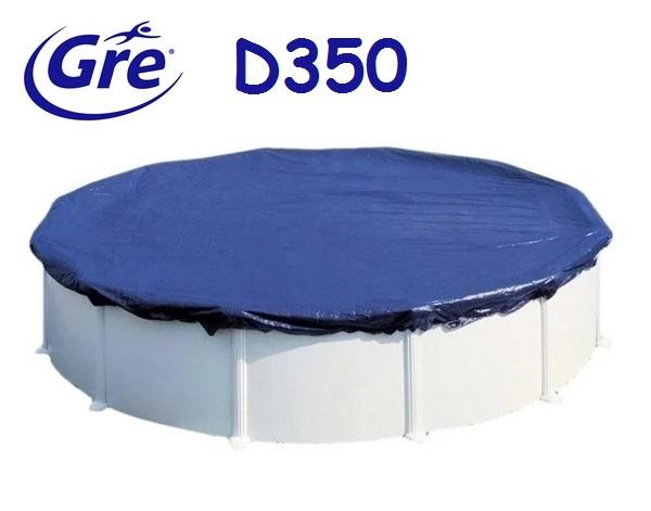 Gre kör D350 medencére téli takaró fólia CIPR351