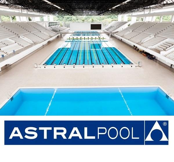 AstralPool SkyPool közösségi könnyű szerkezetes medencék