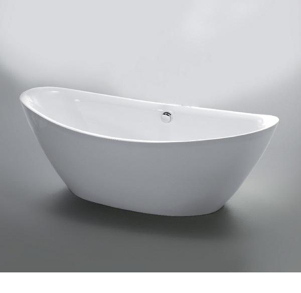 Wellis Arezzo White térkád 180x87x65cm 190L