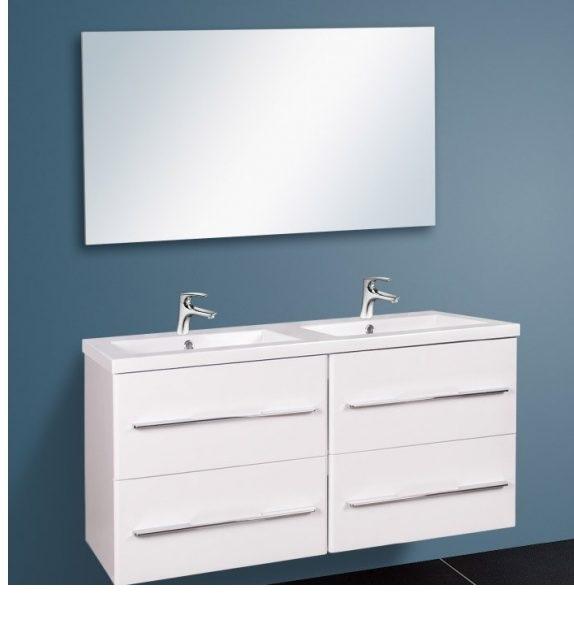 Wellis Nina 120 komplett fürdőszobabútor szett (csaptelep nélkül)