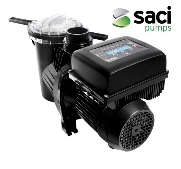 Saci E-Winner 300M változtatható sebességű inverteres szivattyú 6-29m3/h 2,2KW 230V AS-053300