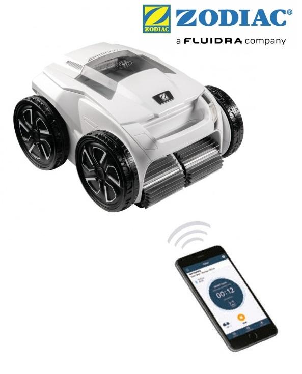 Zodiac Alpha RA 6570 IQ okos robot medence porszívó