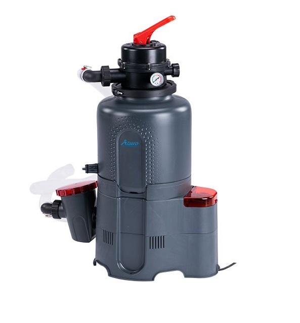 MF Azuro  6+T homokszűrős vízforgató timer funkcióval 5,5m3/h (6m3/h) 250W