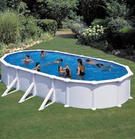 Fémpalástos medencék