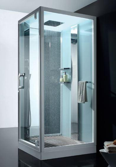 Zuhanykabinok és gőzkabinok